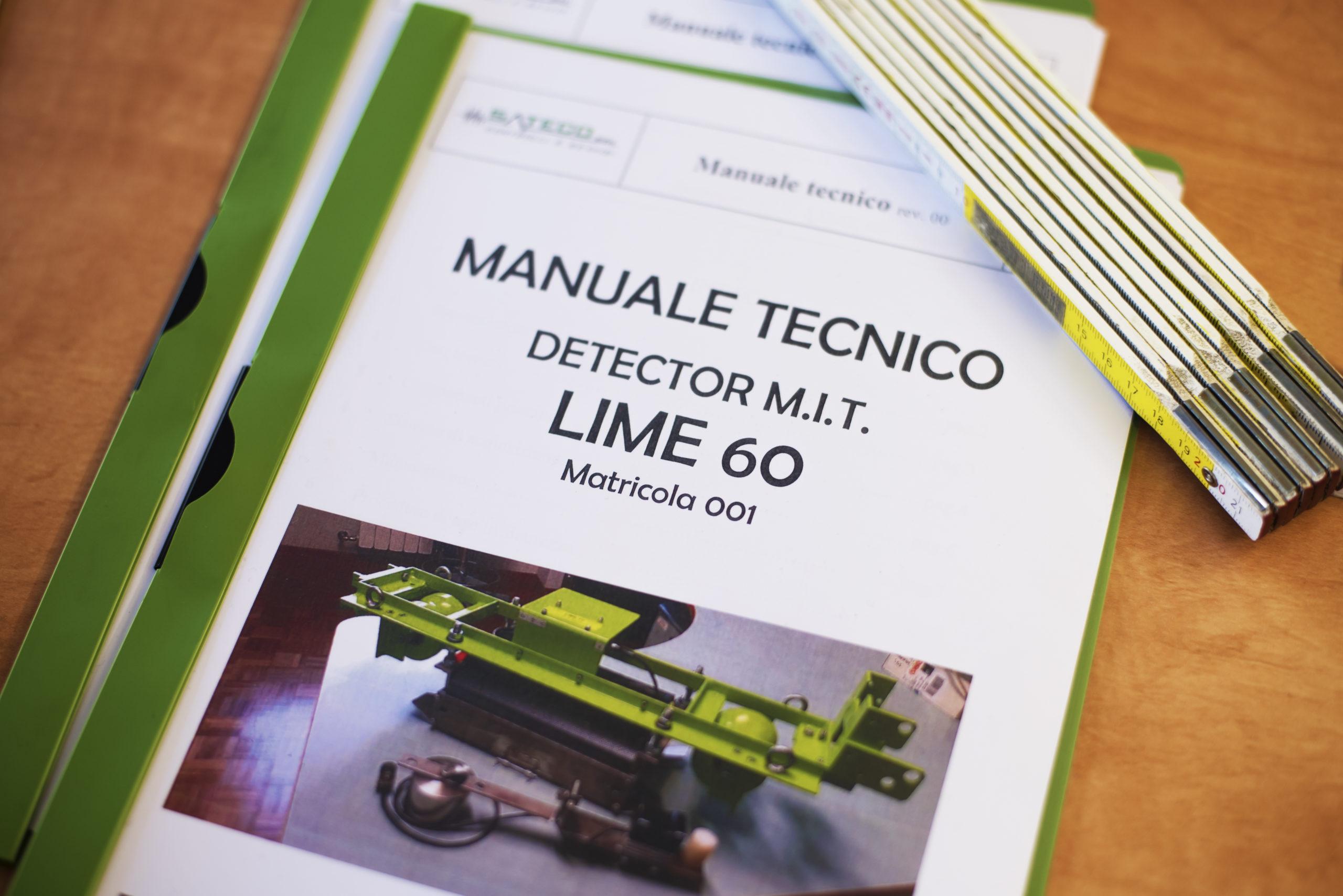 Detector Pink e Lime | Sateco